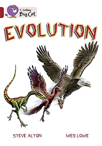 9780007336333: Evolution (Collins Big Cat)