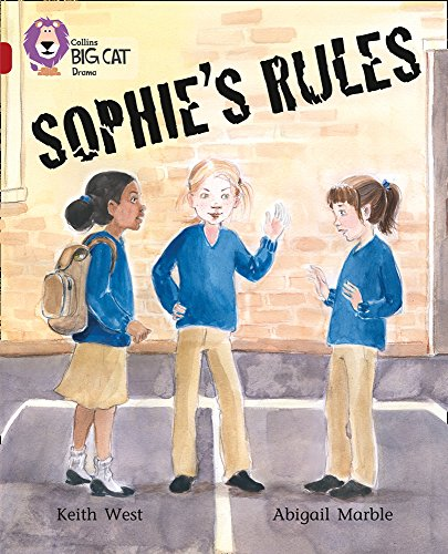 9780007336340: Collins Big Cat - Sophie's Rules: Band 14/Ruby