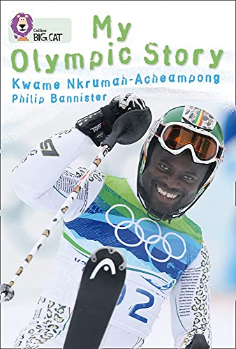9780007336364: My Olympic Story (Collins Big Cat)