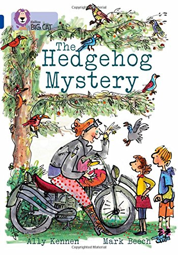 9780007336388: The Hedgehog Mystery: Band 16/Sapphire (Collins Big Cat)