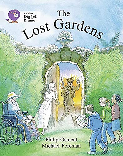 9780007336432: The Lost Gardens (Collins Big Cat)
