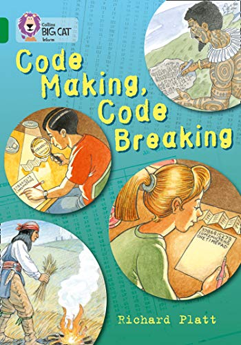 9780007336449: Collins Big Cat - Code Making, Code Breaking: Band 15/Emerald