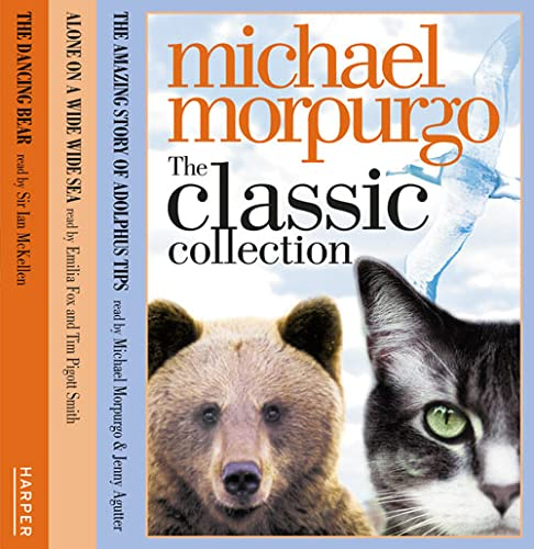 9780007336463: Michael Morpurgo's Animals Audio Collection.