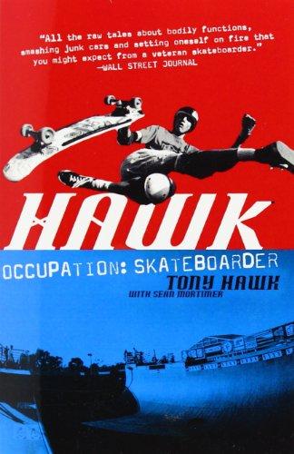 9780007336982: Hawk: Occupation Skateboarder