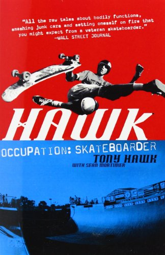 9780007336982: Hawk: Occupation Skateboarder
