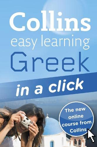 9780007337149: Collins Easy Learning: Greek in a Click