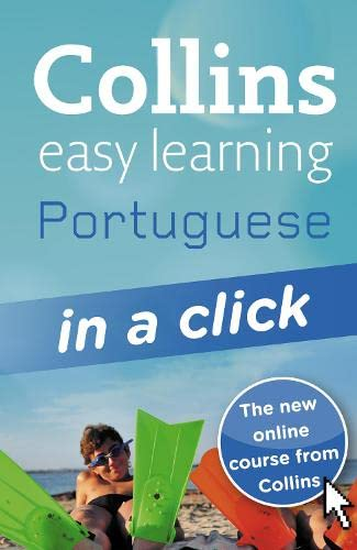 9780007337378: Portuguese in a Click (Collins Easy Learning Portugese)