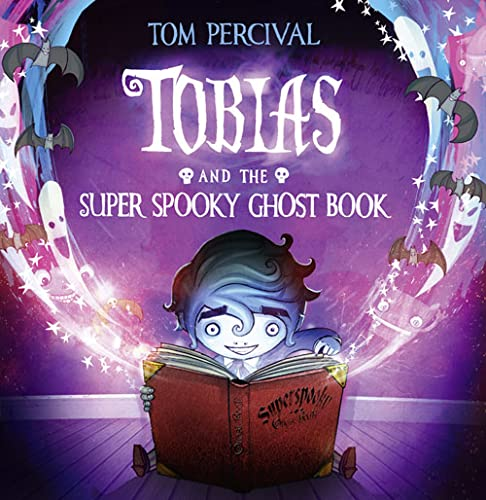 9780007337392: Tobias and the Super Spooky Ghost Book