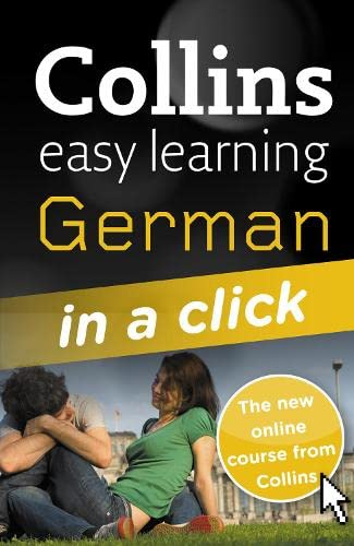9780007337408: German in a Click (Collins Easy Learning German)
