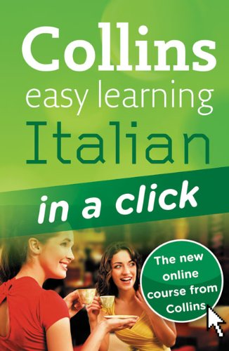 9780007337415: Collins Easy Learning: Italian in a Click
