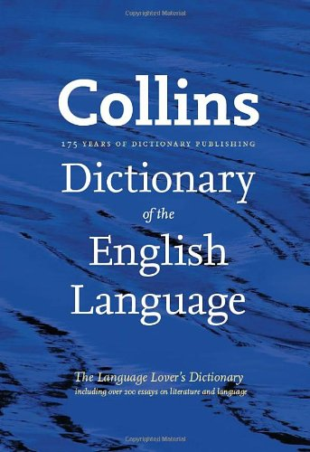 9780007337569: Collins Dictionary of the English Language