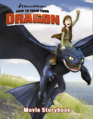 9780007337972: How to Train Your Dragon: Movie Storybook. Pencils by Mike Morris