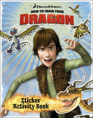 9780007337996: How to Train Your Dragon ? Sticker Activity Book