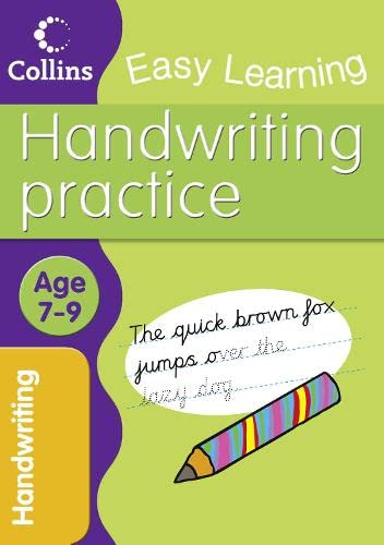 9780007338030: Handwriting Age 7-9 (Collins Easy Learning Age 7-11)