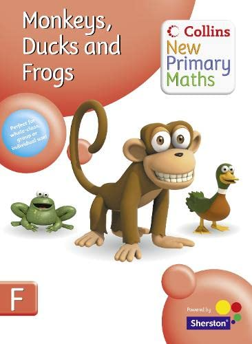 9780007338269: Monkeys, Ducks and Frogs (Collins New Primary Maths)