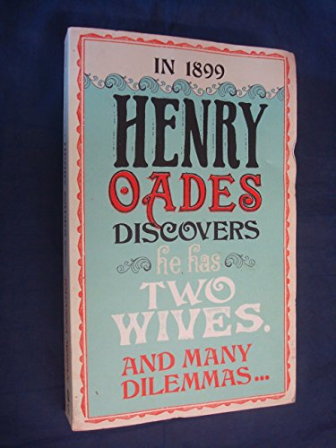 9780007339419: The Wives of Henry Oades
