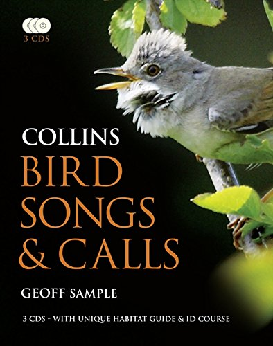 9780007339761: Collins Bird Songs and Calls (Book & CD)