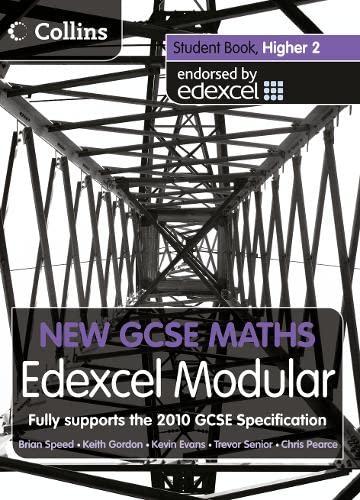 9780007339976: New GCSE Maths - Student Book Higher 2: Edexcel Modular (B)