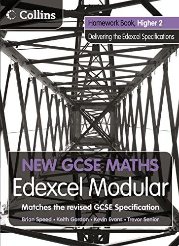9780007339983: New GCSE Maths - Homework Book Higher 2: Edexcel Modular (B)