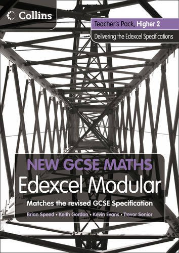 9780007339990: Teacher's Pack Higher 2: Edexcel Modular (B) (New GCSE Maths)