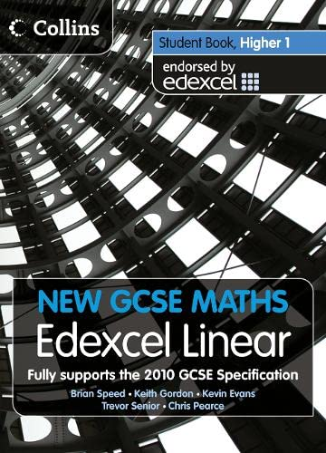 9780007340262: New GCSE Maths - Student Book Higher 1: Edexcel Linear (A)