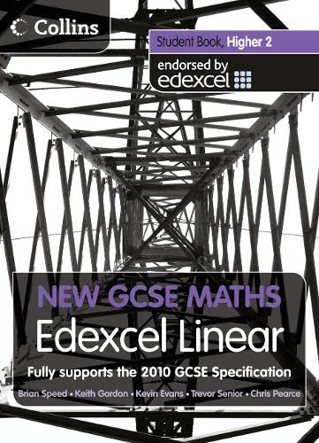 9780007340293: New GCSE Maths – Student Book Higher 2: Edexcel Linear (A)