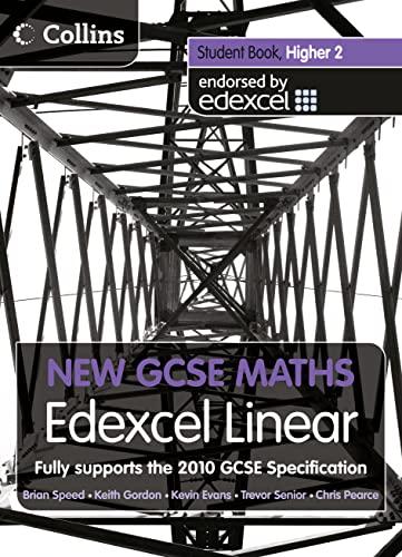 9780007340293: Student Book Higher 2: Edexcel Linear (A) (New GCSE Maths)