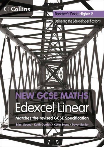 9780007340316: New GCSE Maths ? Teacher?s Pack Higher 2: Edexcel Linear (A)