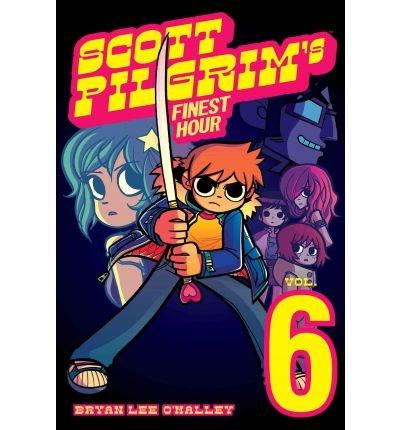 9780007340507: Scott Pilgrim's Finest Hour, Volume 6 (10) by O'Malley, Bryan Lee [Paperback (2010)]