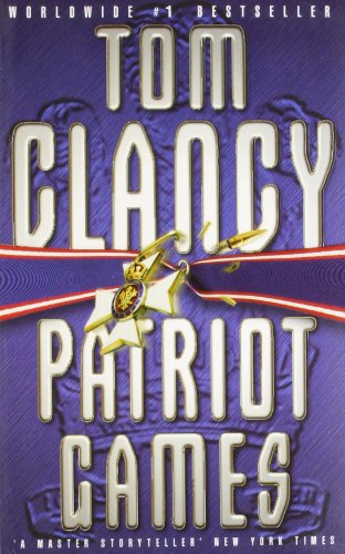 9780007340583: Patriot Games