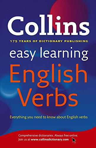 9780007340644: Easy Learning English Verbs (Collins Easy Learning English)