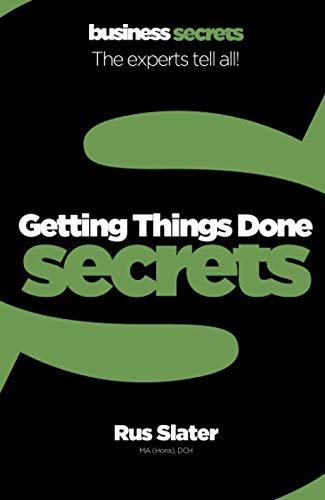 9780007341115: Getting Things Done (Collins Business Secrets)
