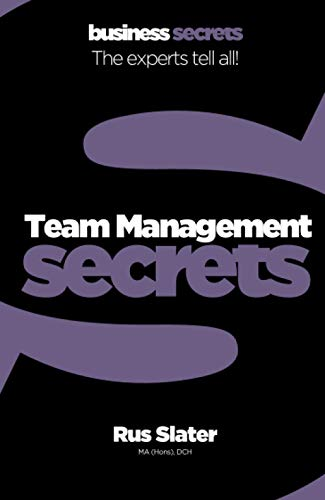 9780007341122: Team Management (Collins Business Secrets)