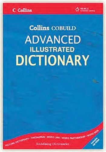 9780007341146: Collins Cobuild Advanced Illustrated Dictionary with CD-Rom