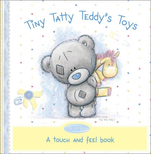 9780007341344: Tiny Tatty Teddy's Toys (Me to You)