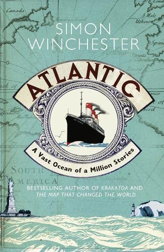9780007341399: Atlantic: A Vast Ocean of a Million Stories