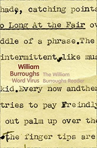 9780007341955: Word Virus: The William Burroughs Reader