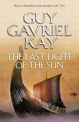 9780007342075: The Last Light of the Sun