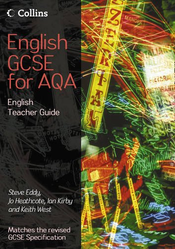 9780007342136: English Teacher Guide (English GCSE for AQA 2010)