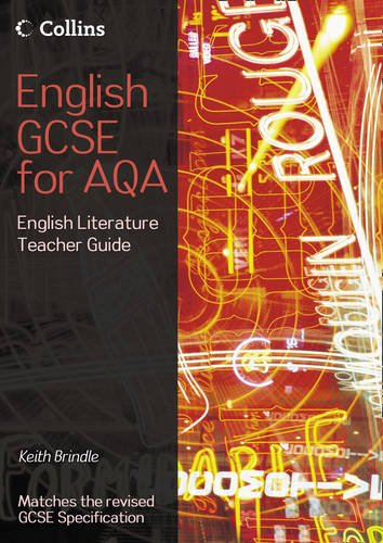 9780007342150: English Literature Teacher Guide: Exploring the AQA Anthology (English GCSE for AQA 2010)