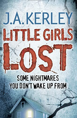 9780007342280: Little Girls Lost (Carson Ryder)