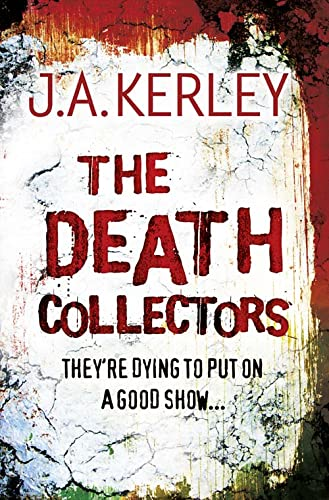 9780007342303: The Death Collectors (Carson Ryder, Book 2)