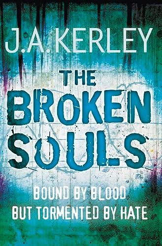 9780007342310: The Broken Souls (Carson Ryder)