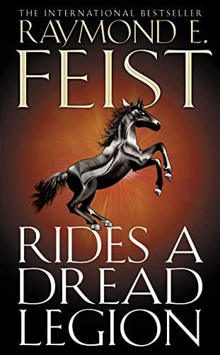 9780007342587: Rides A Dread Legion (The Riftwar Cycle: The Demonwar Saga Book 1, Book 25)