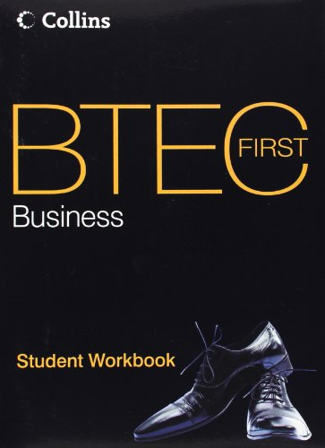 9780007342693: BTEC First Business - Student Workbook