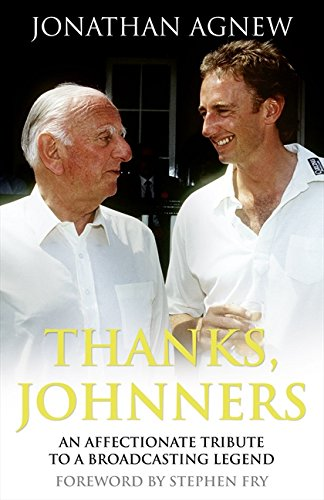 9780007343089: Thanks, Johnners: An Affectionate Tribute to a Broadcasting Legend