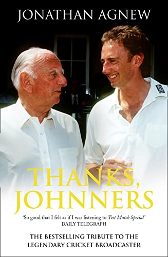 9780007343096: Thanks, Johnners: An Affectionate Tribute to a Broadcasting Legend