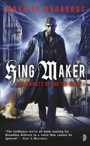 9780007343317: King Maker (The Knights of Breton Court)