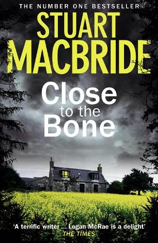 9780007344260: Close to the Bone (Logan McRae, Book 8)