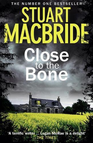 9780007344277: Close to the Bone (Logan McRae, Book 8)